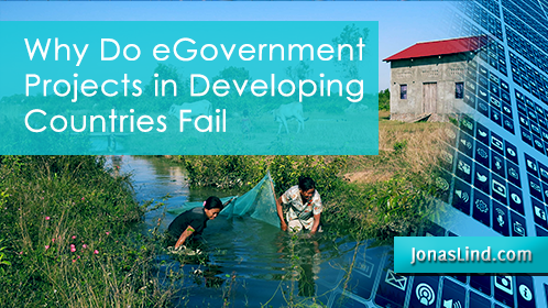 Why Do eGovernment Projects in Developing Countries Fail (211215) II