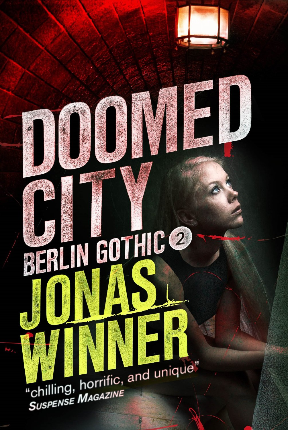 Berlin Gothic Berlin Gothic Usa Edition 2 Volumes Jonas Winner