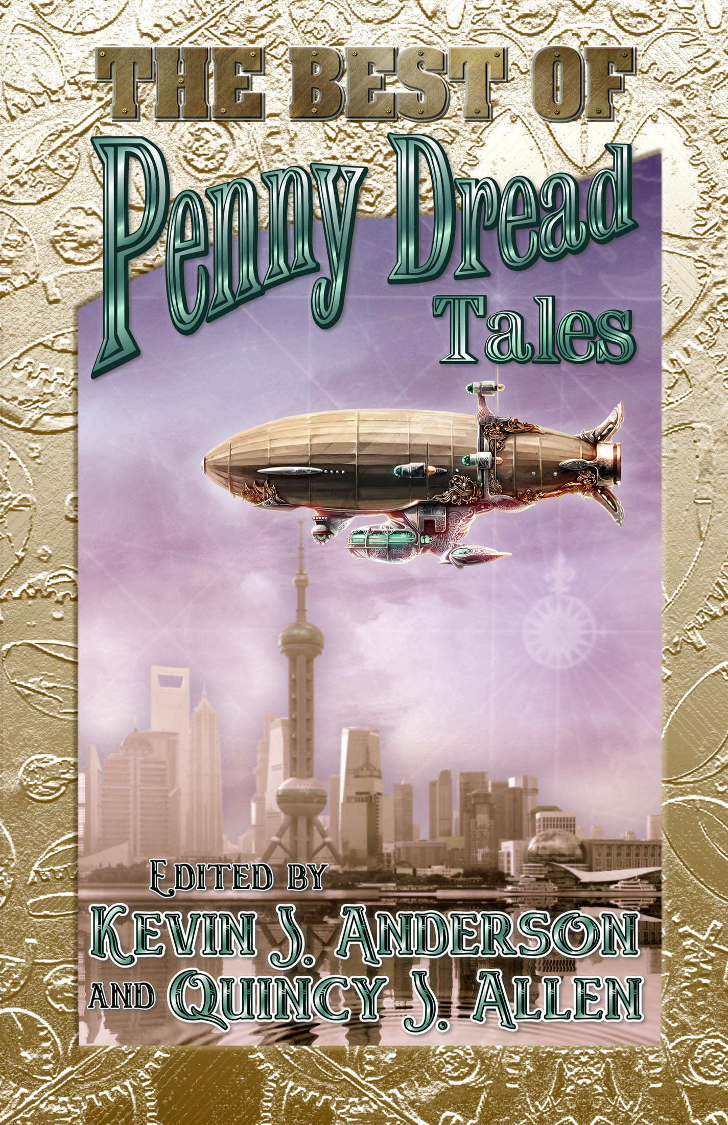 Launch day: The Best of Penny Dread Tales, out now!