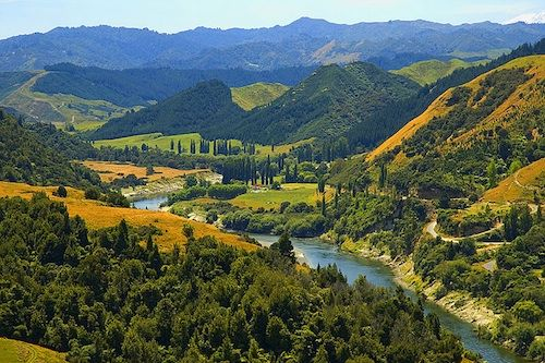 New Zealand Grants a River the Rights of Personhood (09/2012)
