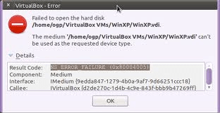 virtual-box-result-code