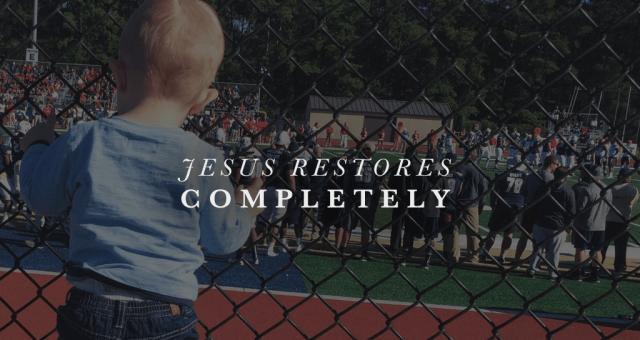JESUSRESTORES