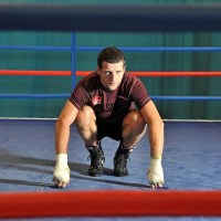Sport Press Call - Pro Boxer Carl 'The Cobra' Froch in training at EIS, Sheffield