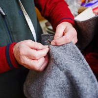 The tradional gents Tailor - Mel Woodhead in West Yorkshire