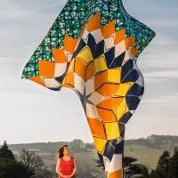 Yinka Shonibare exhibition, FABRIC-ATION, at Yorkshire Sculpture Park
