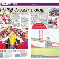 Sun features - A travel piece with a difference with Jet2 to Lanzarote