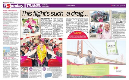 The final article in the Sun newspaper