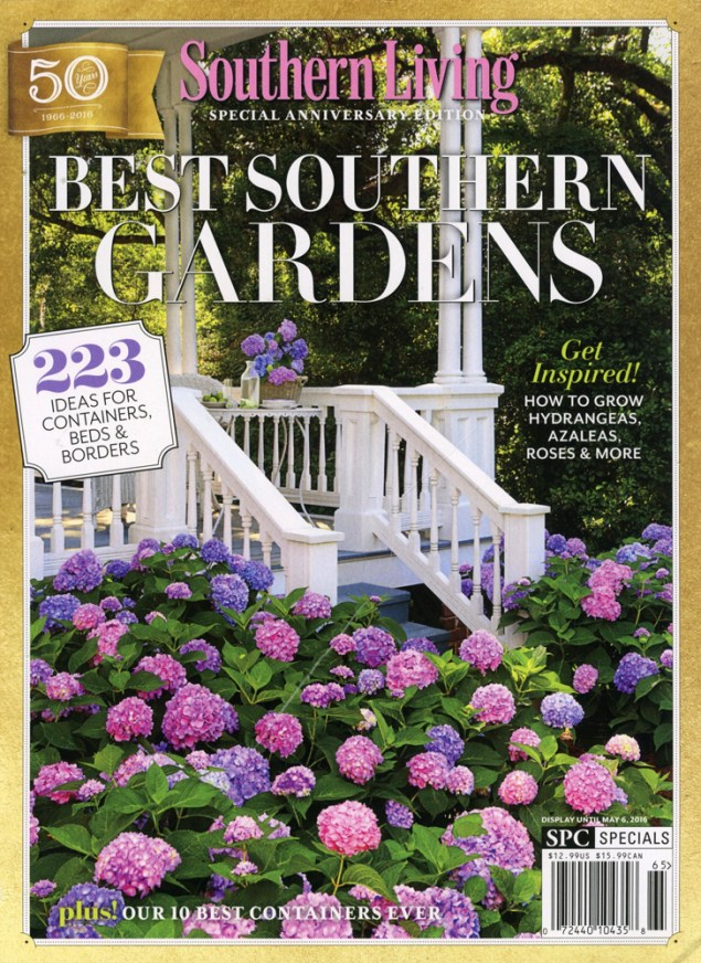 Southern Living 50th Anniversary Issue