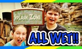 Universal Studios Water Ride Challenge!