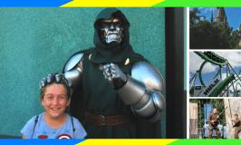 Universal Orlando Incredible Hulk!