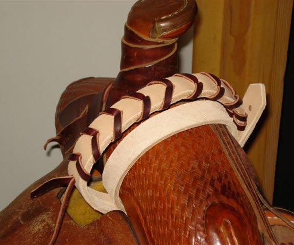 Tom Tsilor Mule Saddles & Tack: Night Latch | Jones Gentle Saddle Mules