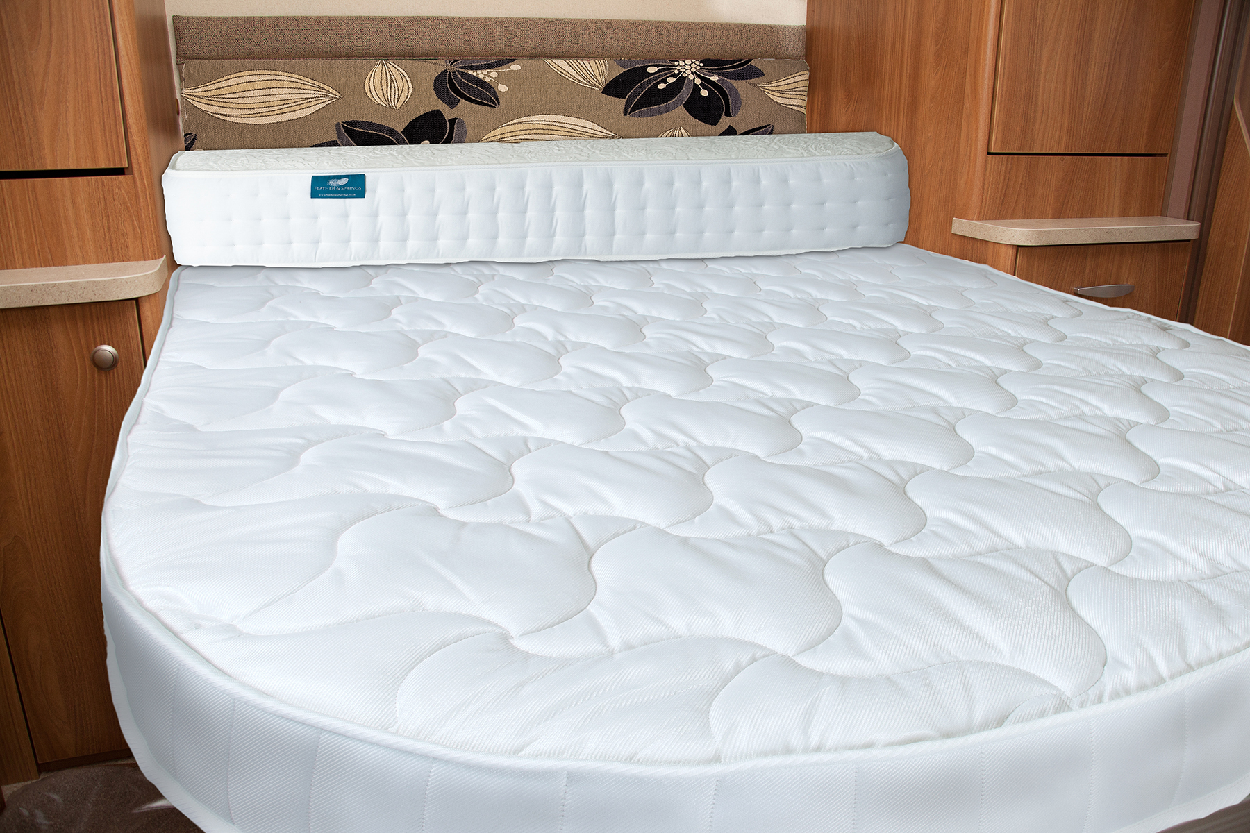 Caravan Mattress Prices Swift Caravan Island And Bolster Mattress Jonic Uk