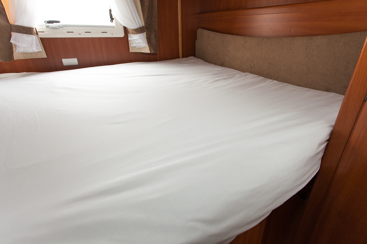 Double Bed Fitted Sheet Caravan Rear Double Bed Sheet