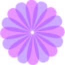 Creating a flower with Illustrator