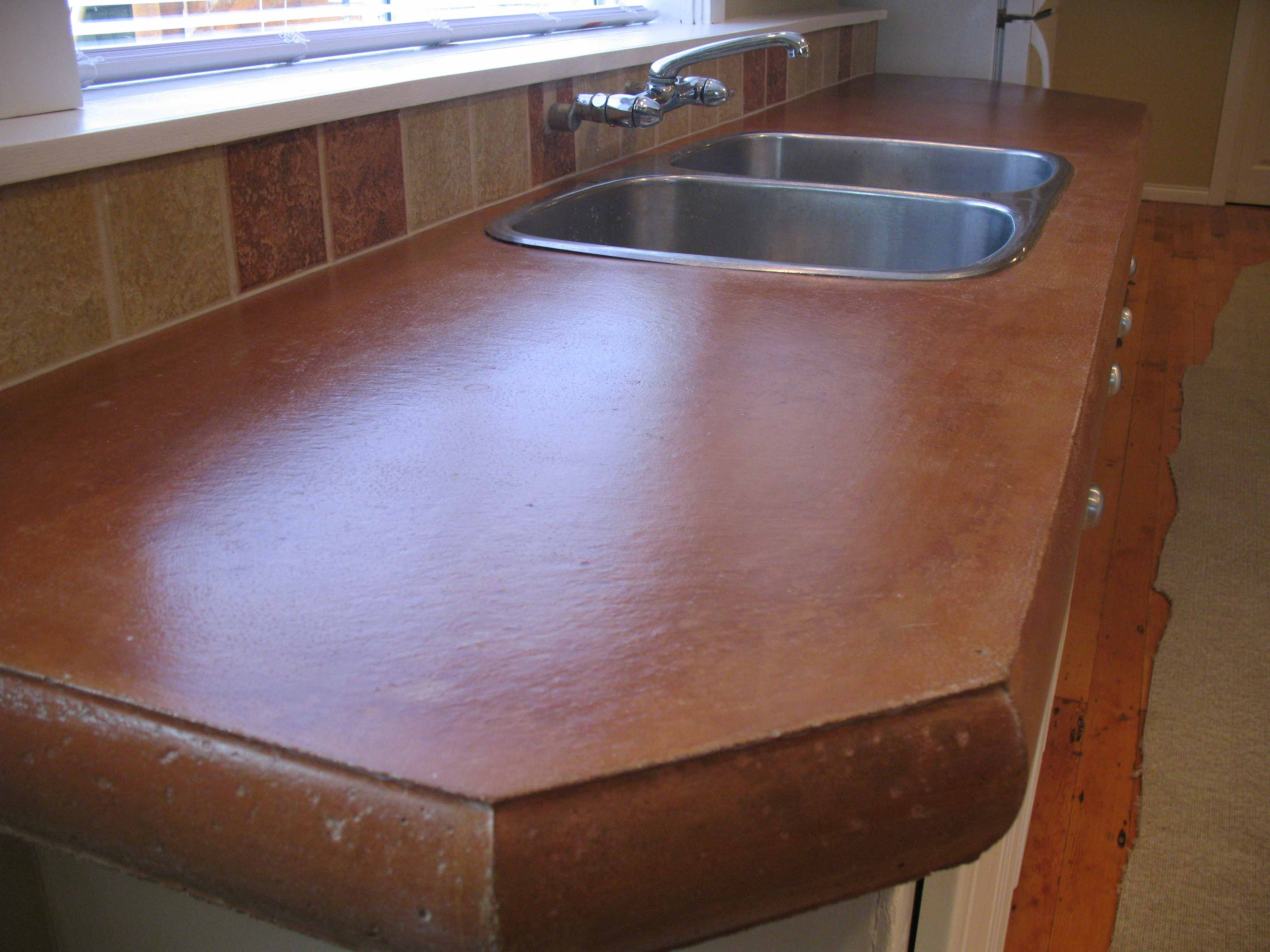 Concrete Countertop Contractors Jonker Custom Building Portfolio Nanaimo And Gulf Islands Bc