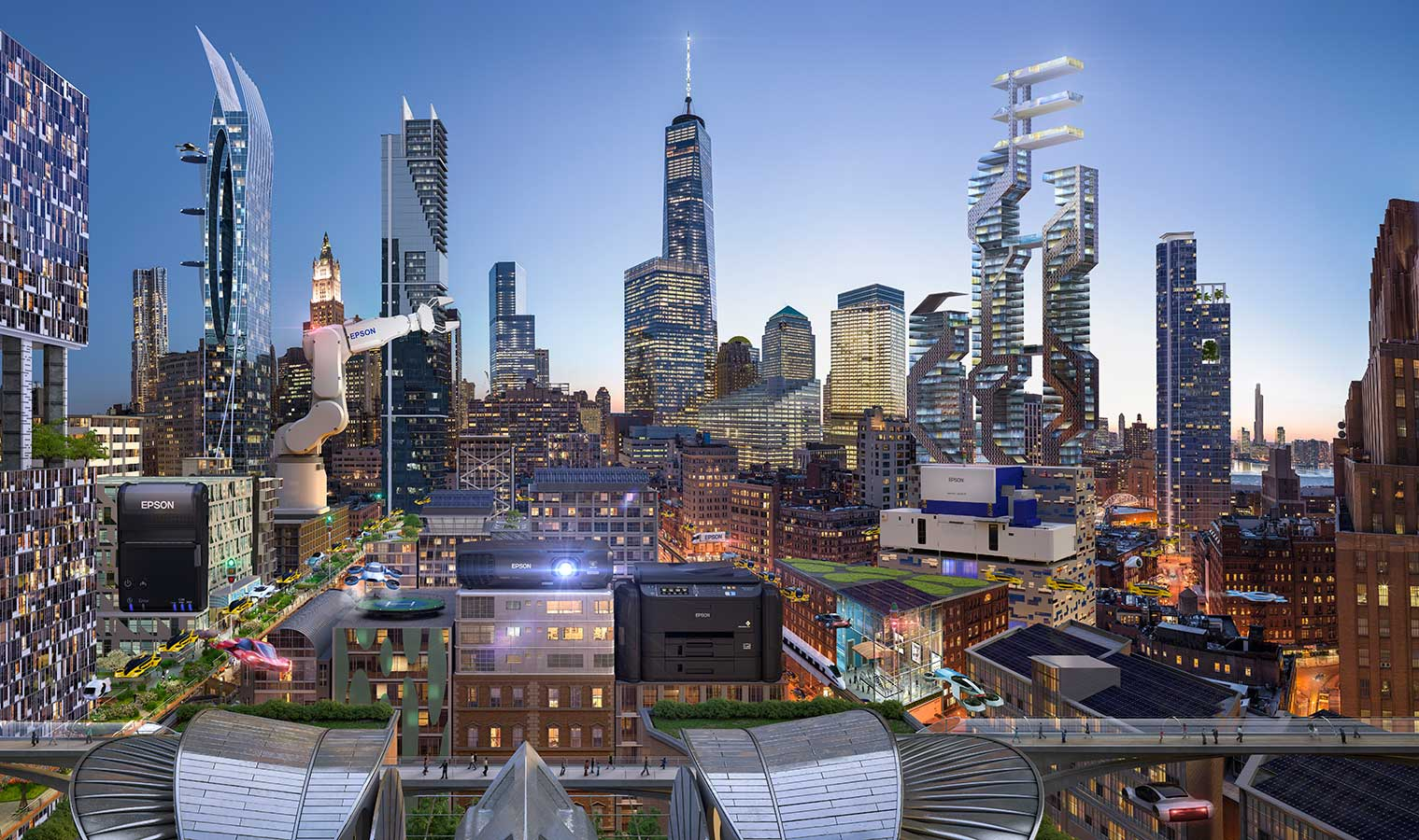 Art Design Wallpaper Hd Working With Glen Wexler To Produce Future Cities For