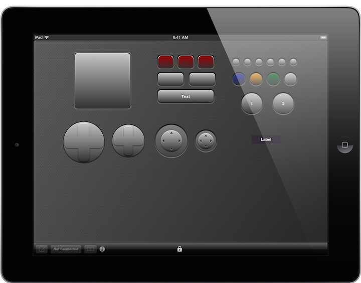 build your own film editing interface