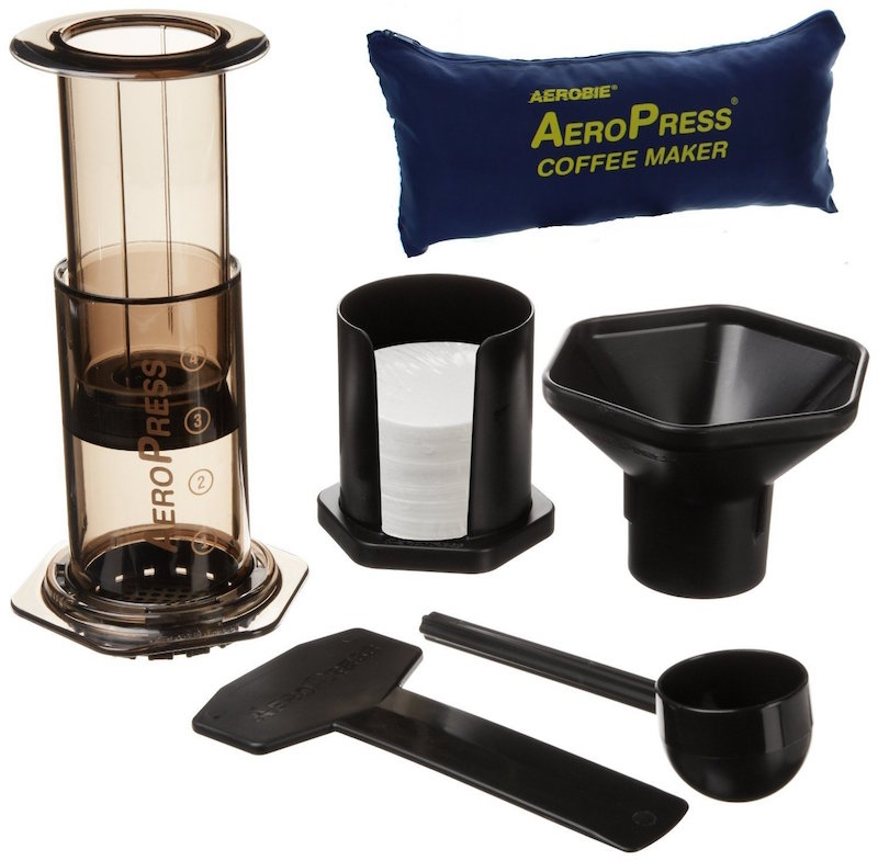 Aeropress coffee maker review