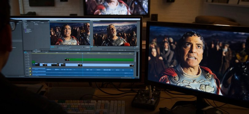 Editing Deadpool and Hail, Caesar! in Premiere Pro