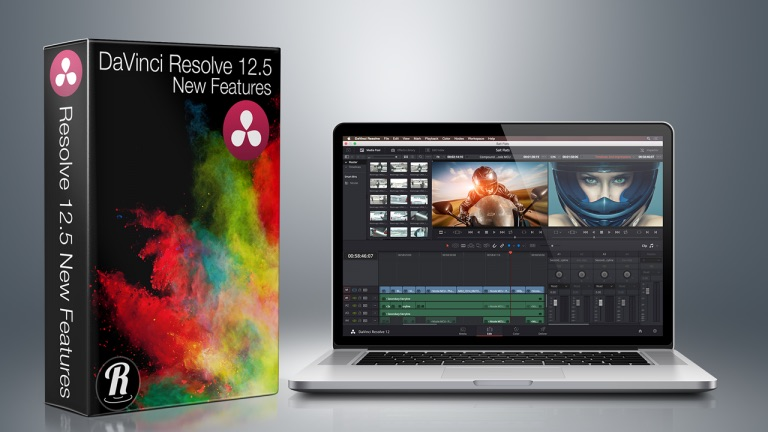 learn the new features in resolve 12.5