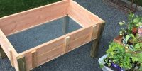 Stand Up Planter Box - Design Plans - Jon Peters Art & Home