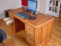 Woodwork Computer Desk Woodworking Plans Free PDF Plans