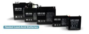 sealed lead acid UPS batteries