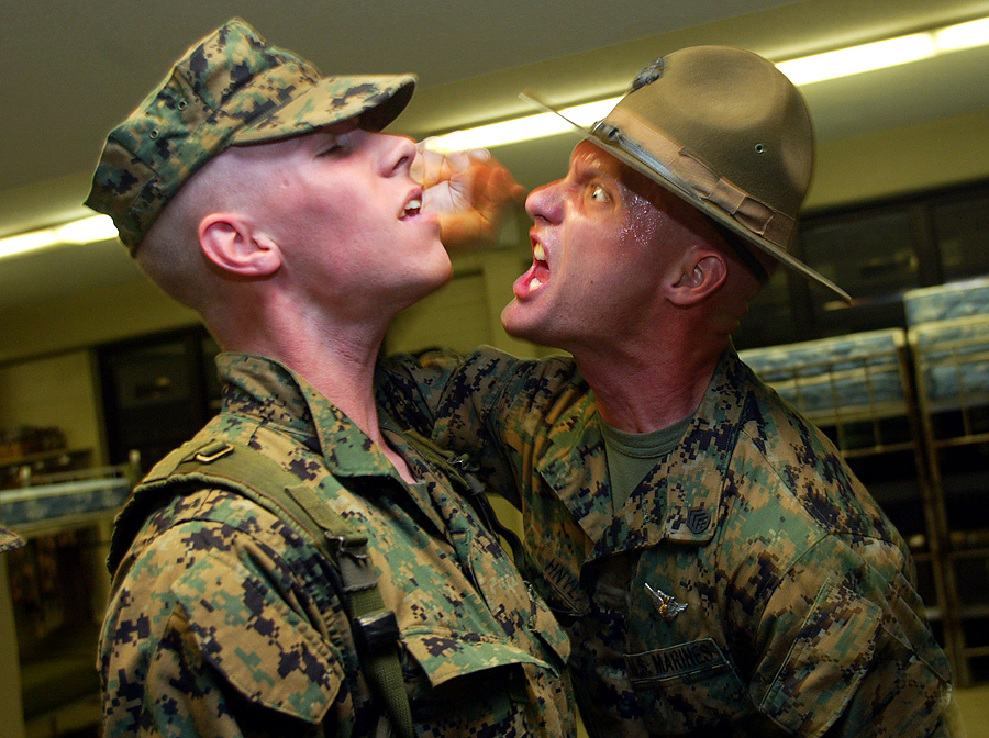 What is the Logic to Why Military Boot Camp is so Intense? War