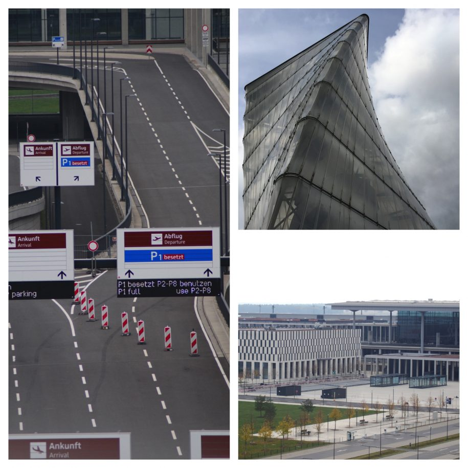 Berlin Schönefeld Park And Ride Touring The Berlin Brandenburg Airport No Closer To The