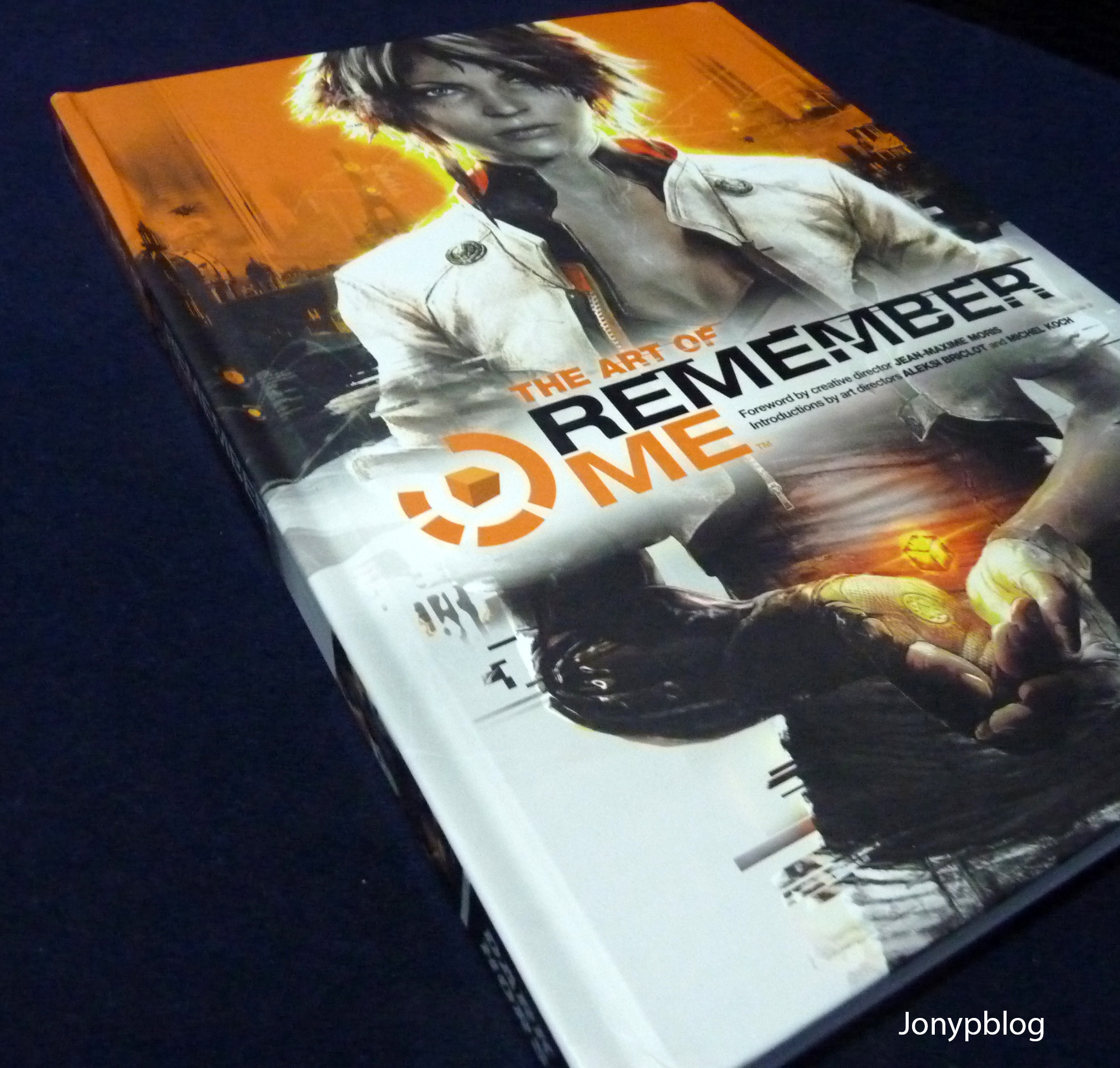 Remember Libro Reseña The Art Of Remember Me Jonypblog