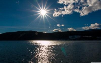 Free photo: Afternoon Sun - Sky, Sun, Nature - Free Download - Jooinn