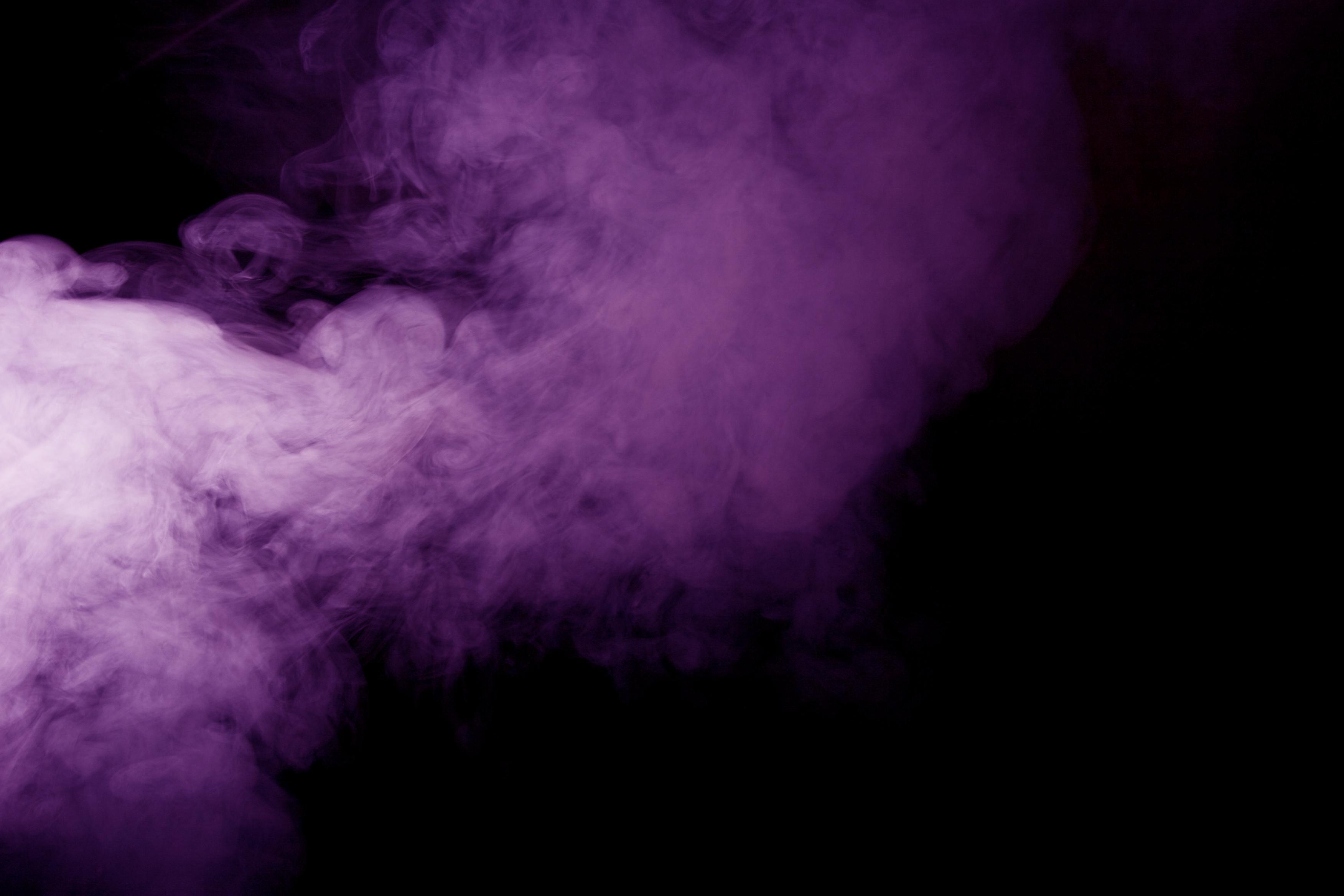 Fall Textured Wallpaper Free Photo Colored Smoke Purple Smoke