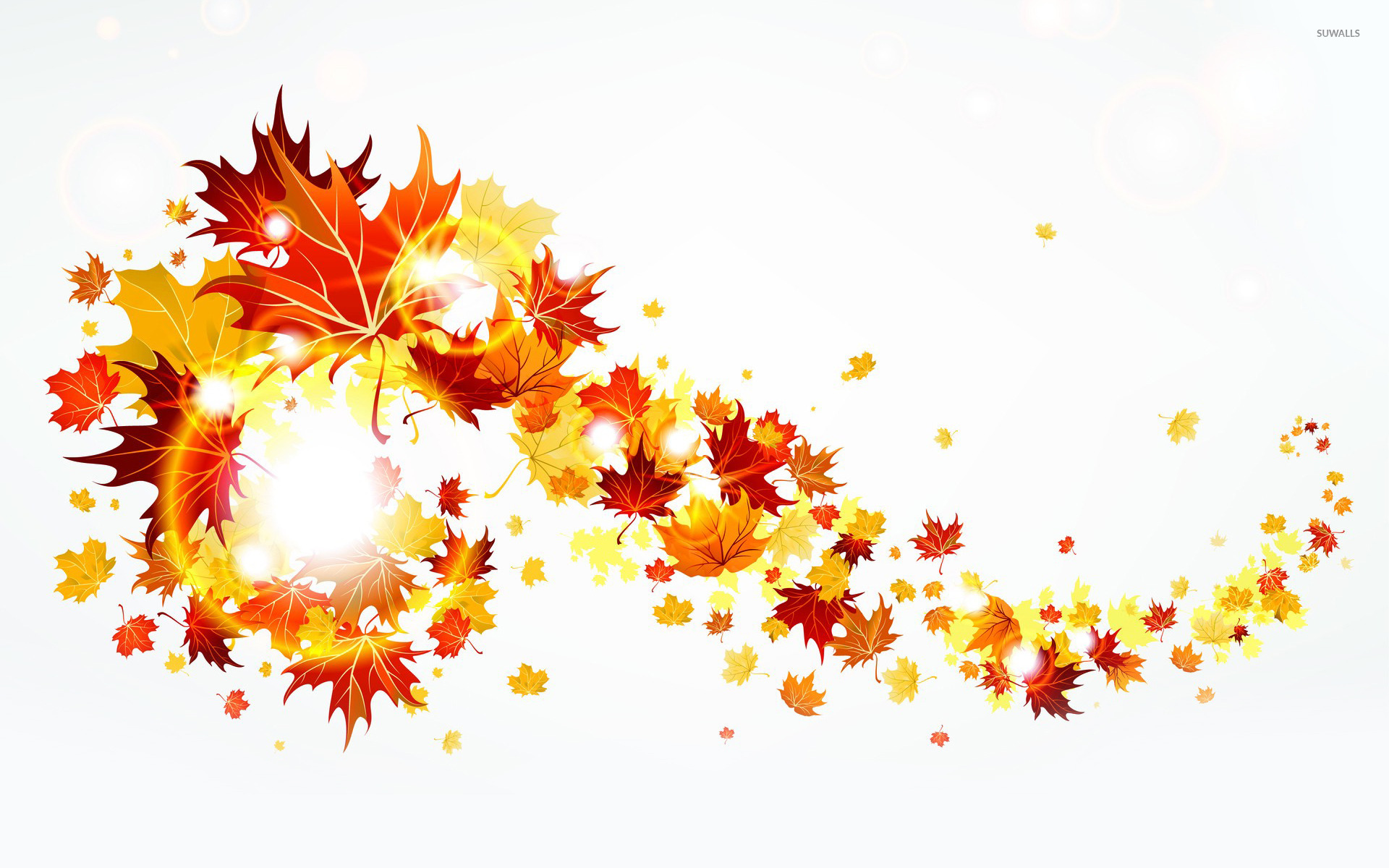 Falling Snow Wallpaper Note 3 Free Photo Fall Leaves Red Yellow Water Free