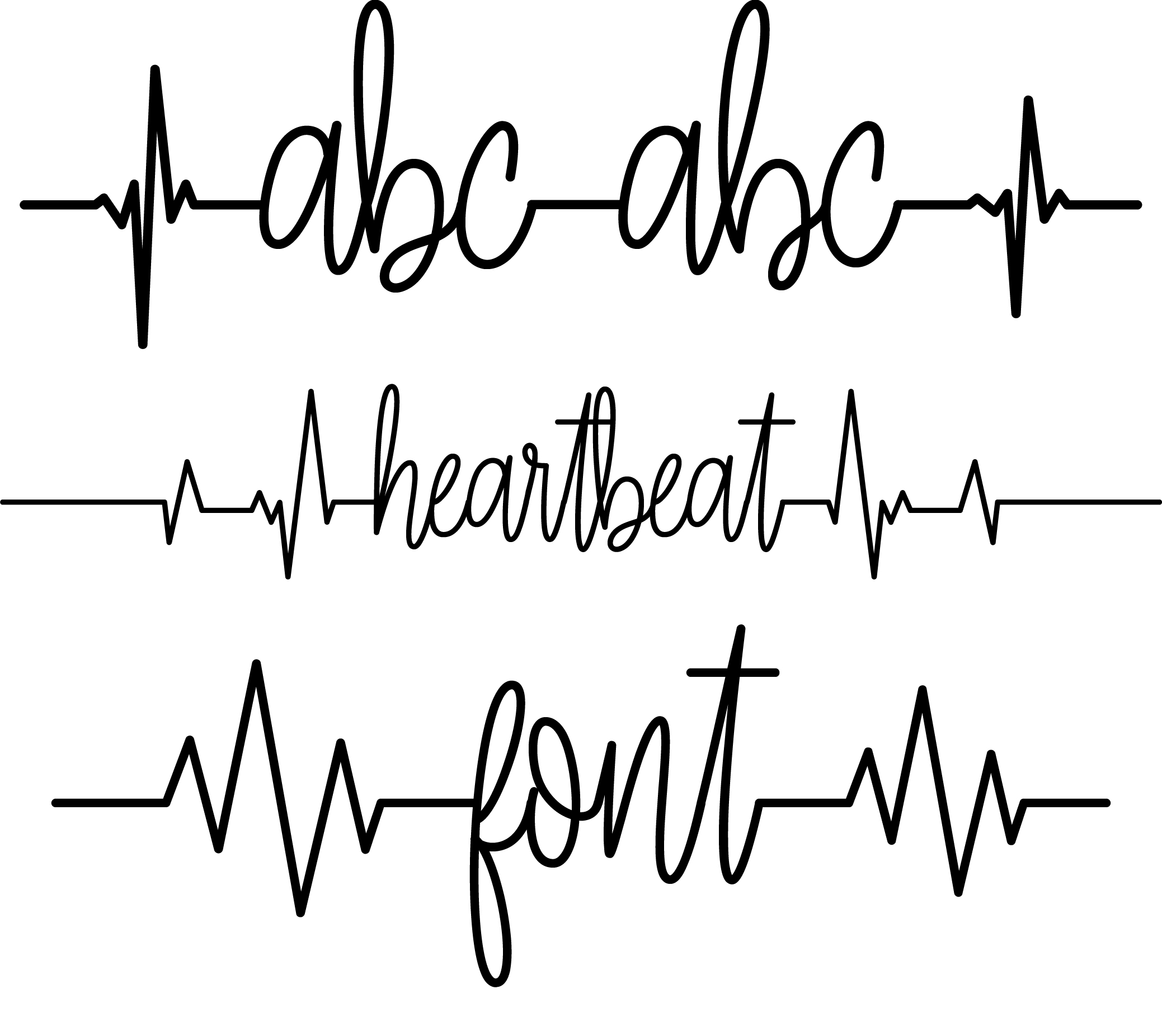 5 fonts auto electrical wiring diagramfree photo heart beat medical heartbeat heart