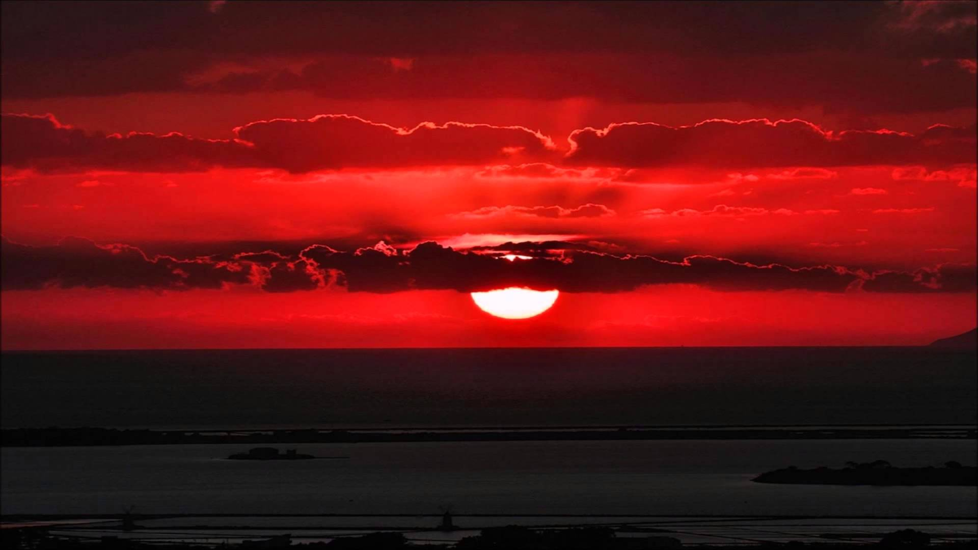 Free Fall Desktop Wallpaper For Windows 7 Free Photo Red Sky Sky Storm Yellow Free Download
