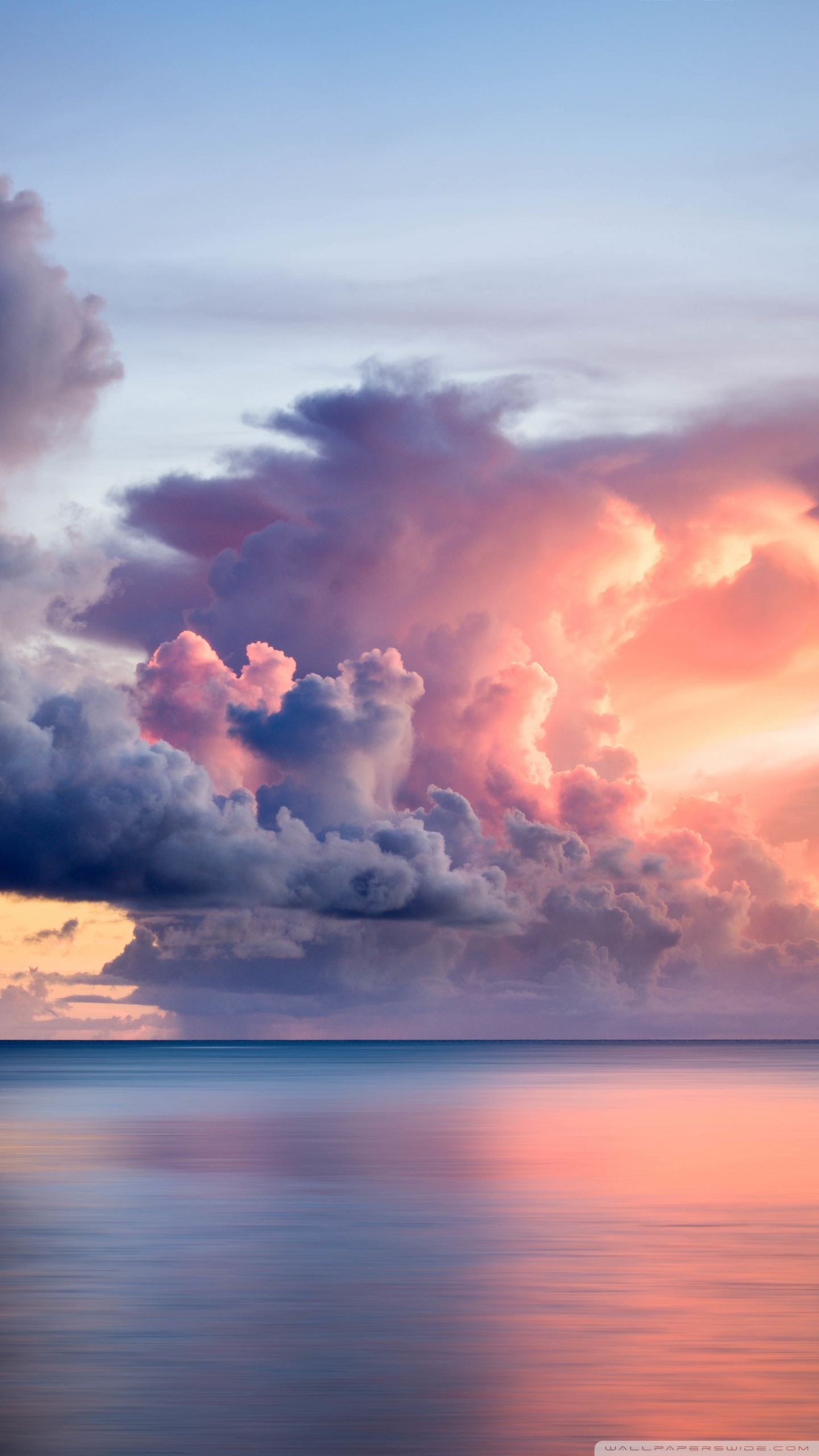 Desktop Wallpaper Images High Resolution Fall Free Photo Sunset Clouds Setting Sunset Set Free