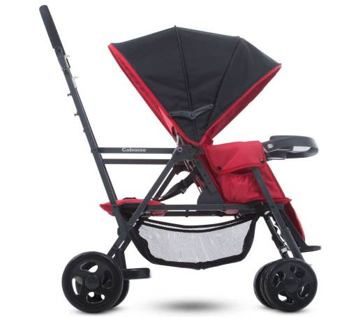 Medium Of Sit And Stand Double Stroller