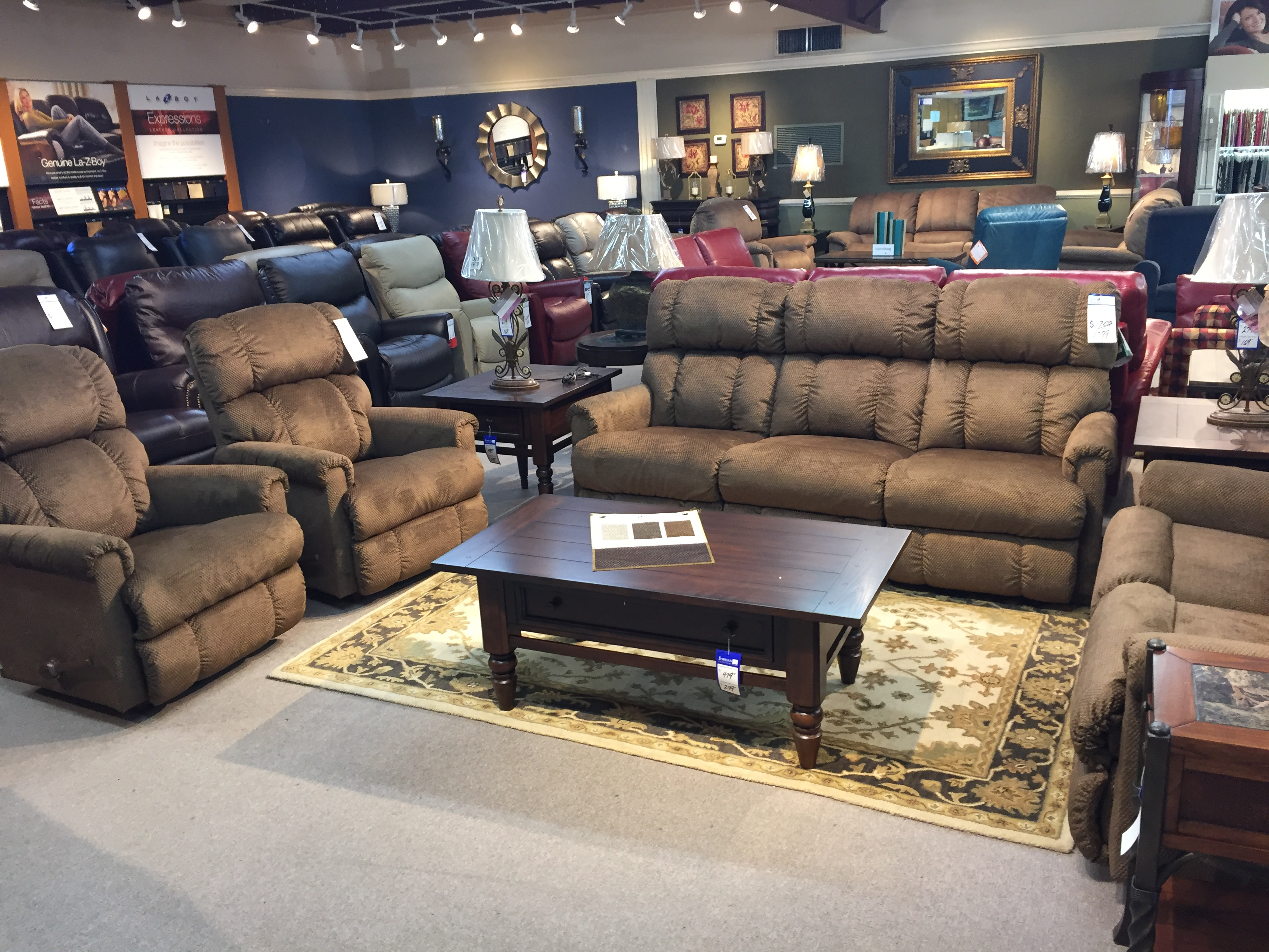 Recliner Jordan Furniture Learn More About Us Jordan Furniture Furniture Stores Florence Sc