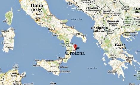 Crotona, Dictadura Intelectual de Pitágoras