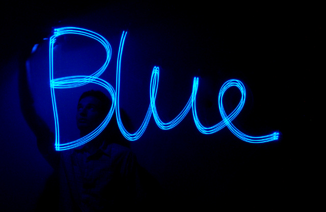 I\u0027m feeling a little blue\u2026 jorgelovesenglish