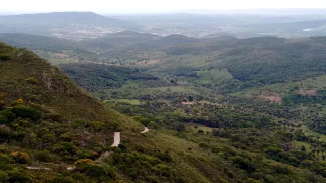 O Parque Estadual Sete Passagens fica em Miguel Calmon | FOTO: Jornal da Chapada |