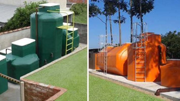 novo sistema de água - FOTO Montagem do JC - SIHS