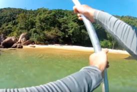 Stand Up Paddle na Ilha Grande