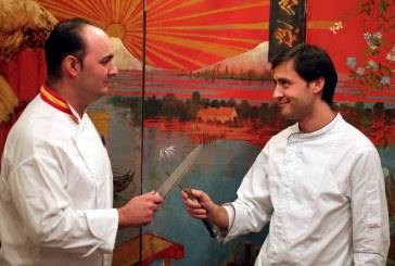 Duelo de chefs en el Asador de Almería