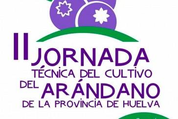 Día 7 de abril. II jornada del cultivo de arándano en Huelva