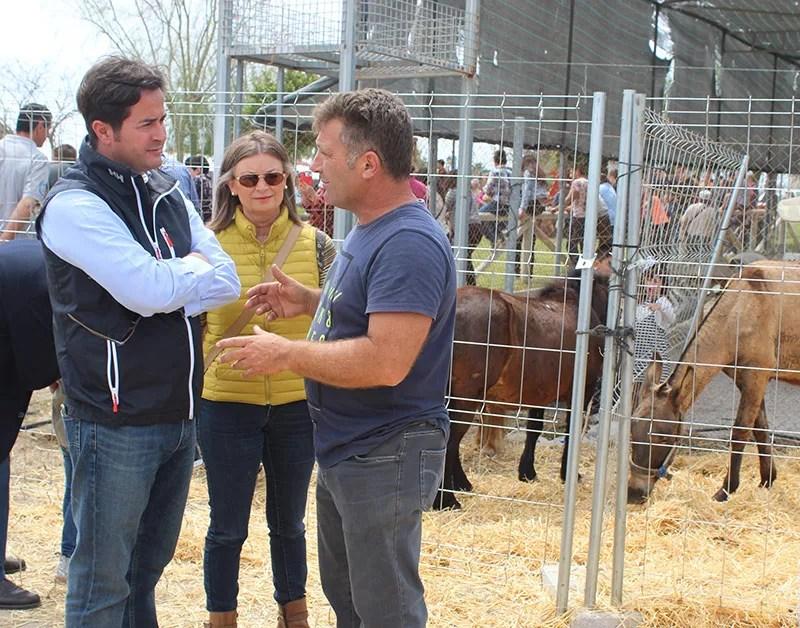 ganaderos-en-la-feria-del-ganado-de-El-Ejido