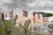 Los cortijos murcianos de Sierra Espuña