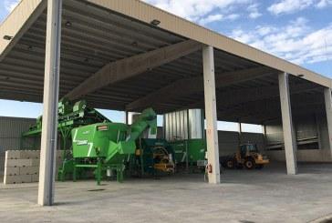 TRASA ejecuta en Navarra una planta de ensilado similar a la de El Ejido