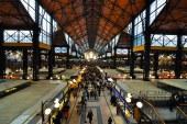 La despensa de Budapest, uno de los mercados más bellos de Europa