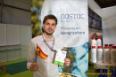 Enrique Cat lleva la bandera de la agricultura hasta Frankfurt